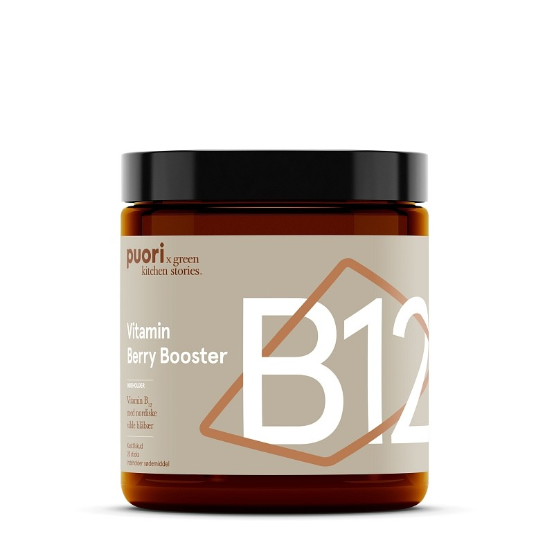 PUORI B12 VITAMIN BOOST