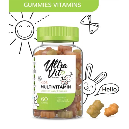 ULTRA VIT KIDS MULTIVITAMIN